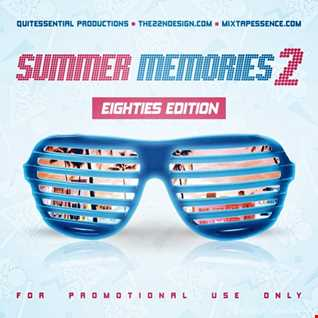 The 22nd Letter - Summer Memories Vol. 2 (80s Edition)