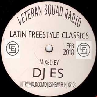 DJ ES   Latin Freestyle Classics