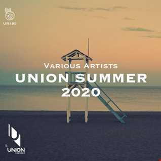 01 UNION SUMMER 2020 AFRO MIX (REC 2020 08 29)