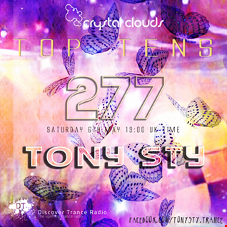 Crystal Clouds Various Top Tens 277 (Mixed by Tony Sty)