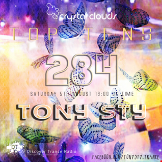 Crystal Clouds Various  Top Tens 284 (Mixed by Tony Sty)