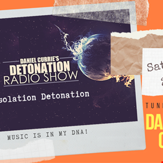 Daniel Currie's Detonation Live   House to Trance 18.04.2020