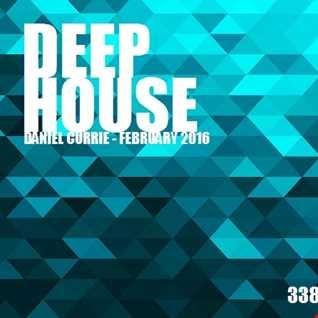 338) Daniel Currie (Feb'16)  Deep House