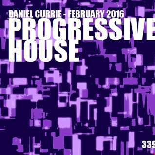 339) Daniel Currie (Feb'16)  Progressive House