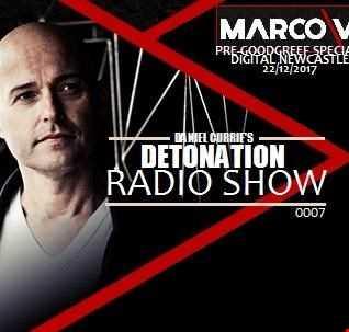 0007) Daniel Curries Detonation Radio Show   Episode 0007 Marco V Special
