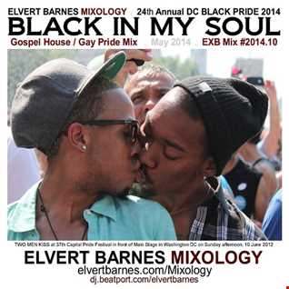 May 2014 BLACK IN MY SOUL Underground House (24th DC Black Pride) May 2014 Mix
