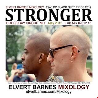 May 2012 STRONGER Underground House (22nd DC BLACK GAY PRIDE) Mix