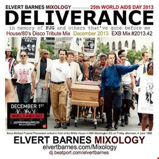 DELIVERANCE House / 80's Disco (25th World AIDS Day) December 2013 Mix