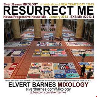 RESURRECT ME Underground House (New Year's Day) January 2013 Mix