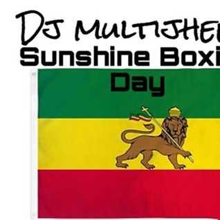 Dj MultiJheez - SunShine Boxing Day