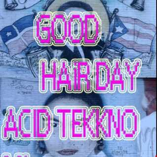 RED MARTiNEZ - GOOD HAiR DAY ACiD TECHNO MiX extended mix
