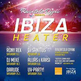 DJ Meke - Ibiza Heater [90s Ibiza house, club and trance classics] over 3 hours