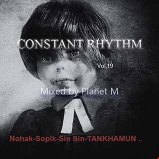 Constant Rhythm Vol.19