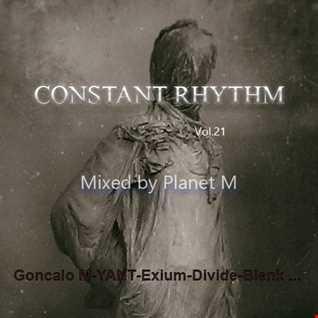 Constant Rhythm Vol.21