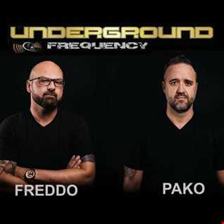 PAKO & FREDDO - Podcast Deep&Chill 01 (Underground Frequency)