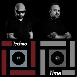 PAKO PRESENTS - TECHNO TIME - MIX032