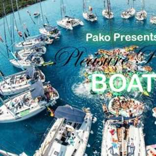 PAKO PRESENTS - PLEASURE PARTY BOAT ( special mix )