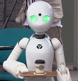 robot rock   ELECTRO CAFE