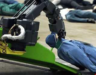 robot rock   HUNGRY LIKE THE ROBOT