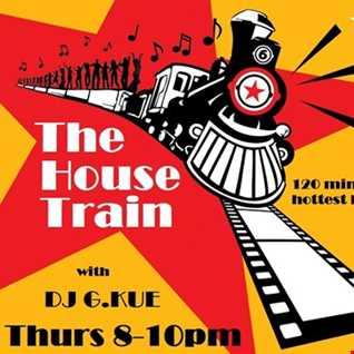 The House Train #1703 hosted by DJ G.Kue (Original Broadcast WDEPRadio.com 4-6-17)