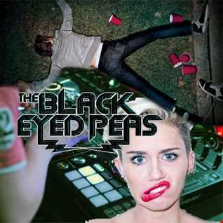 Miley Cyrus x Black Eyed Peas x K.Cudi&Steve Aoki | We Can't Stop The Love | djbobdieppe
