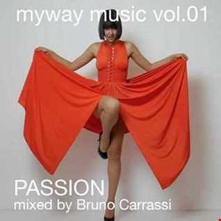 "MY WAY MUSIC VOL. 01   ""PASSION"