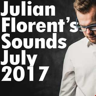 Julian Florent's Sounds (July 2017)
