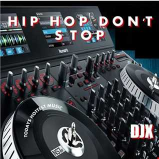 HIP HOP DONT STOP 031717