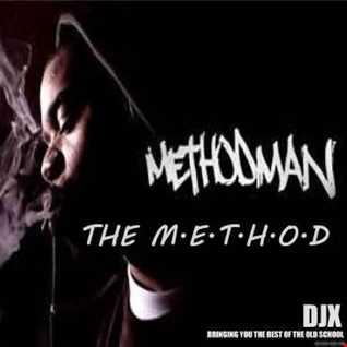 DJX   METHOD MAN   THE M E T H O D