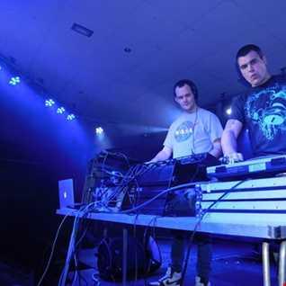 HDR LIVE The Jester B2B ViRuss (vinyl only hard dance set)