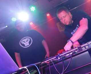HDR LIVE DJ Poison b2b L2D2