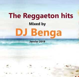 DJ Benga -  The Reggaton hits mix 2019