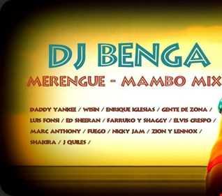 DJ Benga - Merengue - mambo mix