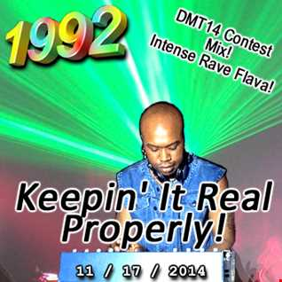 1992   111714 Discogs DMT14 Keepin It Real (320kbps)