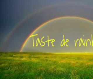 Taste de rainbow