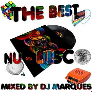 THE BEST OF NU DISCO 2015 - (Mixed by DJ Marques)