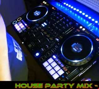 HOUSE PARTY - MIX SESSION 2 LIVE FACEBOOK - DJ MARQUES (David Marques Pinto)