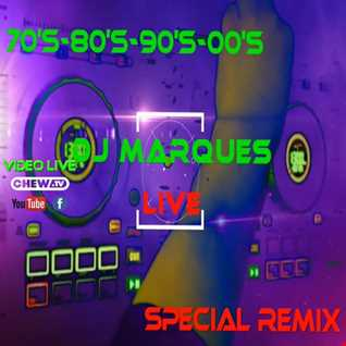 """PROGRESSIVE HOUSE - TECH HOUSE - CLUB HOUSE """"Special remix 70's 80's 90's 00's"""" (Mixed by DJ Marques)"""