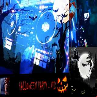 HALLOWEEN PARTY 2018 - MIXED BY DJ MARQUES (DAVID MARQUES-PINTO)