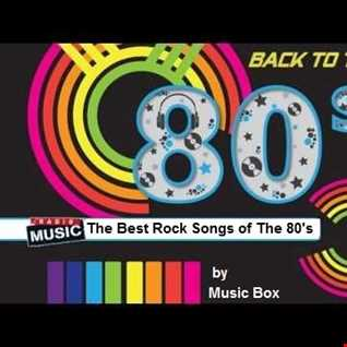 The Best Rock Songs Of The 80's