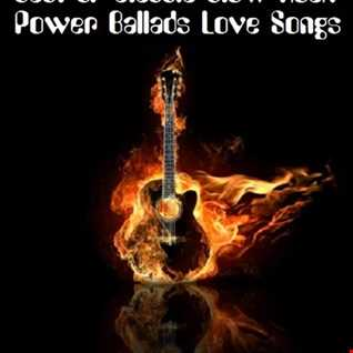 Best of Classic Slow Rock   Power Ballads Love Songs