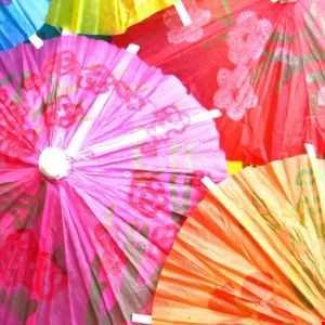 The cocktail umbrella reprisal