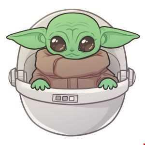 Yoda's love child