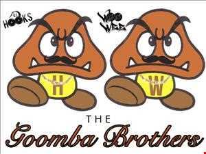 HAPPY GIANNA GOOMBA BROTHERS (DJ HOOKS DJ WOO WEE)( 3AM PEAK HOUR  CLUB BANGER)