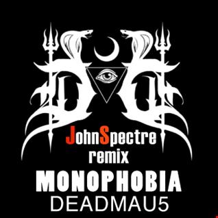 John Spectre Remix Monophobia   DeadMau5