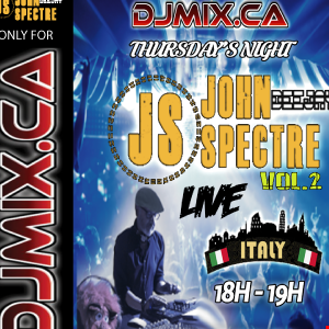 John Spectre for DJMIX.CA(Vol2)