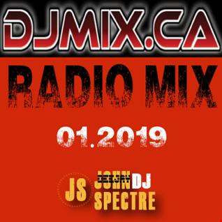 John Spectre   DJMIXCA 012019