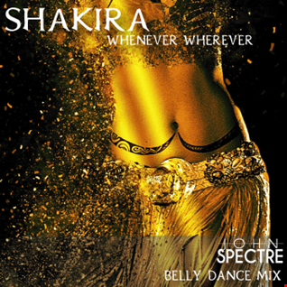 Whenever Wherever   Shakira(John Spectre Belly Dance Mix)