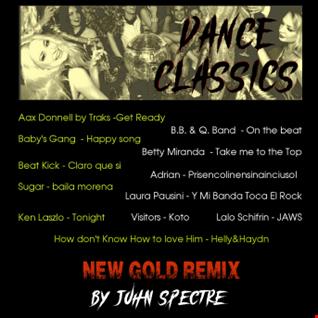 DANCE CLASSICS - REMIXED BY JOHN SPECTRE