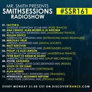Mr. Smith - Smith Sessions Radioshow 161 (JUN 17, 2019)